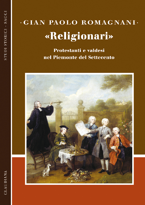 Presentazione di «Religionari» di Gian Paolo Romagnani