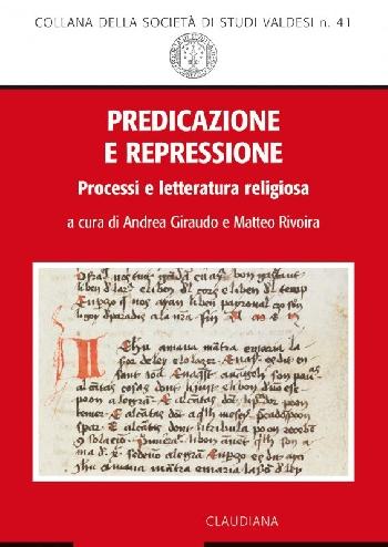 N. 41 Predicazione e Repressione