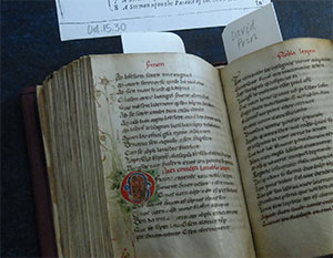 Parole dal passato. I documenti del medioevo valdese