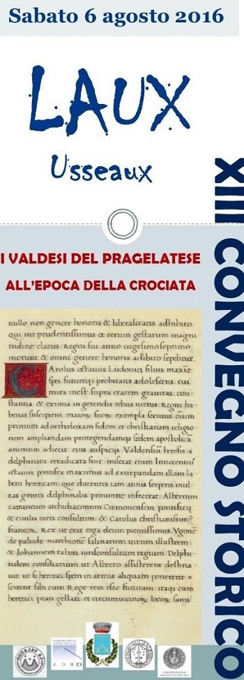 XIII Convegno Storico Laux