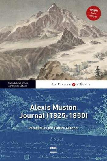 Alexis Muston Journal (1825-1850)