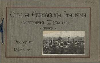 Chiesa evangelica italiana metodista wesleyana Firenze - Progetto di restauri