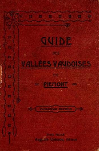 Guide des Vallée Vaudoises du Piémont