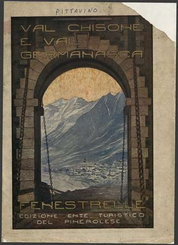 Valle Chisone e val Germanasca, A. Pittavino