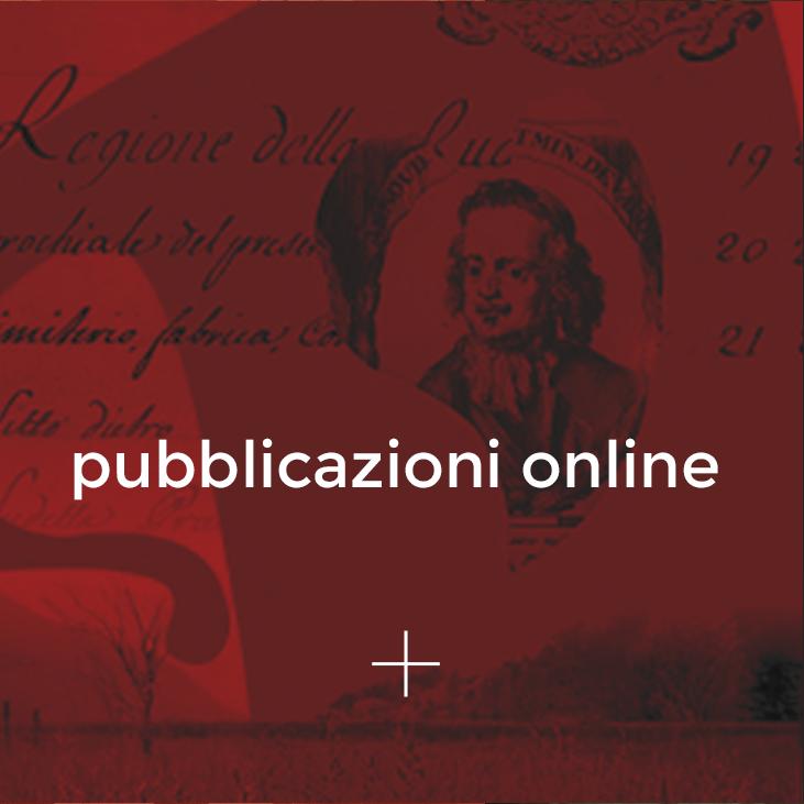 pubblicazioni online